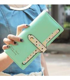 Synthetic Leather Lovely Women Wallet