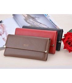 New Hot Fashion Lady Women Retro Purse Clutch Wallet
