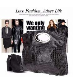 Stylish Women Retro Clutch Bag