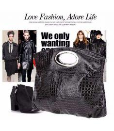 Stylish Women Retro Clutch Bag