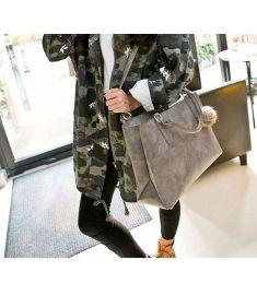 Saffiano Bag Design Women Leather Handbags