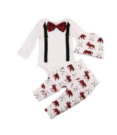Multitrust Pudcoco Newborn Autumn Baby Boys Romper