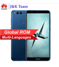 "Global ROM Huawei Honor 7X 5.93"" Full View Screen 2160*1080pix OTA Update Mobile Phone Octa Core 2.4GHz"