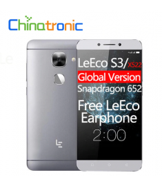 Global Version LeEco Le S3 LeTV X522 FDD LTE Mobile Phone Snapdragon 652 Octa Core 5.5""