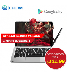 "10.1"" Chuwi Hi10 Pro Air 2 In 1 Tablet PC Metal Tablet Intel Cherry Trail X5-Z8350 Windows 10 & Android 5.1"