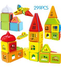 Designer Building Magnetic Blocks Magnetic Construction Toys Set