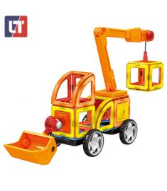 3D Designer Magnetic Builiding Blocks Construction Big Size Set Kids Educational Toys