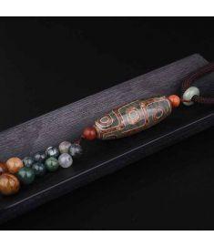 New 4 designs sandalwood fashion ethnic necklace jewelry ,nature Day beads pendants,ethnic jewelry vintage necklace pendants