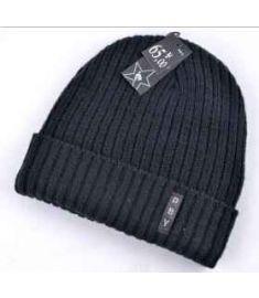 2017 mens designer hats bonnet winter beanie knitted wool hat plus velvet cap skullies Thicker mask Fringe beanies for men