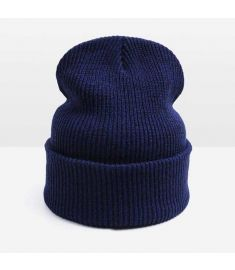 Fashion Thick Warm Winter Hat For Man Beanies Unisex Skullies Beanies For Men Women Hat Cap Knitted Hat Gorras Toucas Hot Sales