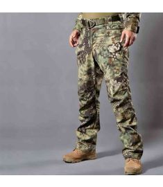 Multicam Airsoft Military Camouflage IX7 pants blind clothing tactical cargo pants army