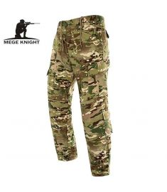 MEGE Multipurpose pockets Tactical Ripstop Pants,