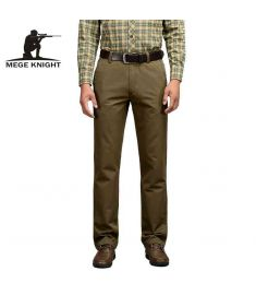 New Male Casual Pants Cotton Military Army Green Cargo Pants