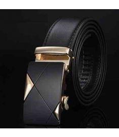 [DWTS]Designer Leather Strap Male Belt Automatic Buckle Belts For Men Girdle Wide Men Belt Waistband ceinture cinto masculino