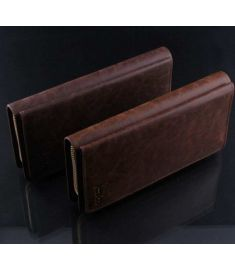 Men handbags of famous brands the men's wallets purse genuine leather bags