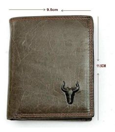 Men wallets brand leather purse wallet genuine leather wallet