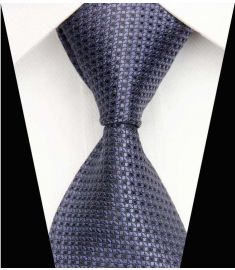 Silk Neck tie Business Casual Knit Mens Ties Design 9