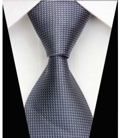 Silk Neck tie Business Casual Knit Mens Ties Design 11