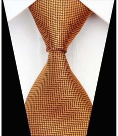 Silk Neck tie Business Casual Knit Mens Ties Design 13