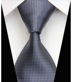 Silk Neck tie Business Casual Knit Mens Ties Design 14