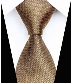 Silk Neck tie Business Casual Knit Mens Ties Design 17