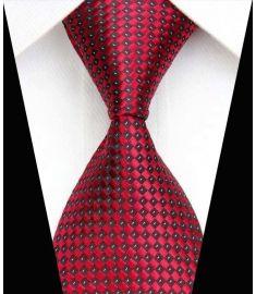 Silk Neck tie Business Casual Knit Mens Ties Design 19