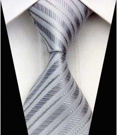 Silk Polyester Tie Classic Man's Option 1