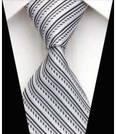 Silk Polyester Tie Classic Man's Option 5