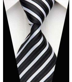 Silk Polyester Tie Classic Man's Option 7