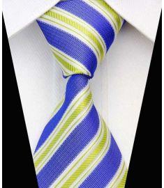Man's Silk Polyester Tie Option 14