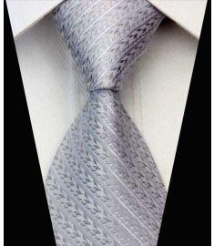 Elegant Silk Polyester Man Business Wedding  Tie Option 4