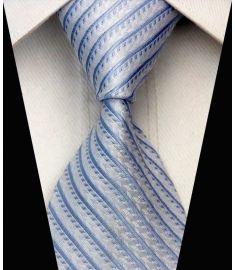 Elegant Silk Polyester Man Business Wedding  Tie Option 5