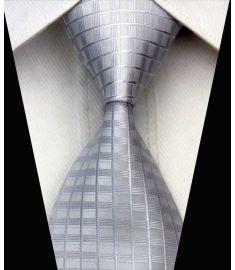 Elegant Silk Polyester Man Business Wedding  Tie Option 6