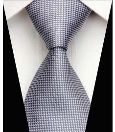 Elegant Silk Polyester Man Business Wedding  Tie Option 13