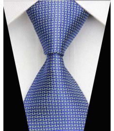 Elegant Silk Polyester Man Business Wedding  Tie Option 14