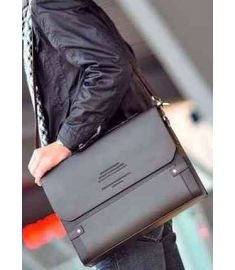Mens Briefcase Business Shoulder Bag