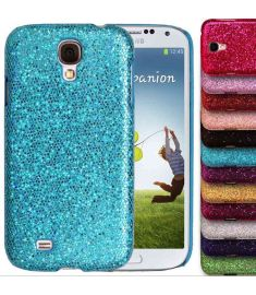 Chrome Sparkle Case Glitter Hard Cover for Samsung Galaxy S4 Mini i9190 i9195 IV