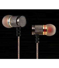 Professional in-ear Metail Headphones