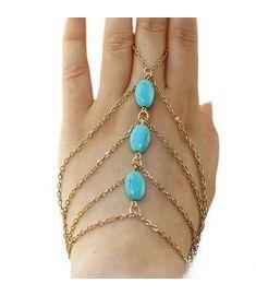 Bohemian Style Women Bracelet Bangle
