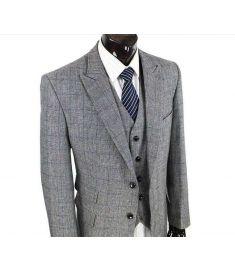 Suit For Men Custom Made Slim Fit 3 Piece