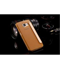 Galaxy S6 Edge Cases Gold Luxury