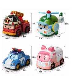 4Pcs Kids Toys Robot