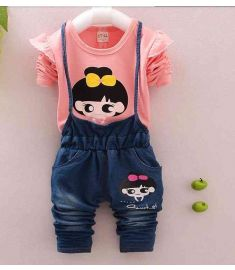 Newborn Baby Girls Clothes Sets Design 2