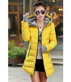 Womens Cotton Padded Jacket