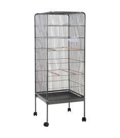 "58"" Flattop Large Bird Cage Pet Supp"