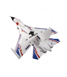 J-11 750mm Wingspan EPO Fighter RC Plane RC Airplane RTF Built-in Battery for Beginner