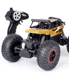 Dadgod 1/18 2.4G 4WD Racing  RC Car High Speed Rock Crawler Bigfoot Climbing Truck Toy