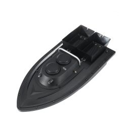 HJ 50cm Fishing Bait RC Boat 500M Remote Fish Finder 5.4km/h Double Motor Toys