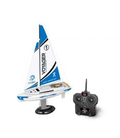 ZT Model AB03401 Voyager 1/43 2.4G Electric Mini Rc Sailboat Ship Boat Model