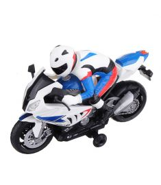2.4G Rotate 360 RC Car MotorCycle Vehicle Model Children Toys With Music
